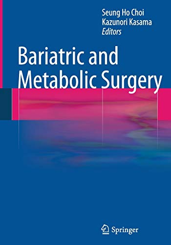 9783642355905: Bariatric and Metabolic Surgery