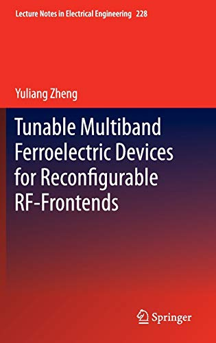 9783642357794: Tunable Multiband Ferroelectric Devices for Reconfigurable RF-Frontends (Lecture Notes in Electrical Engineering)