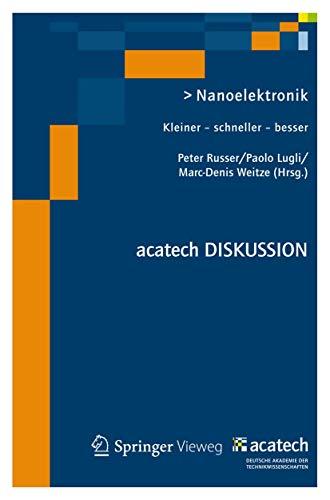 Nanoelektronik: Peter Russer