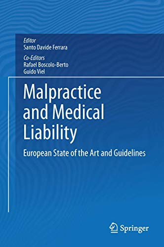 Malpractice and Medical Liability: Santo Davide Ferrara