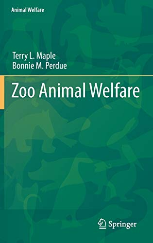 9783642359545: Zoo Animal Welfare