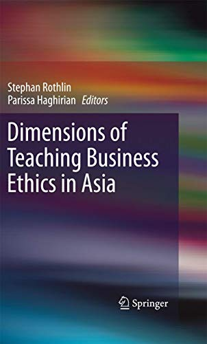 Dimensions of Teaching Business Ethics in Asia (Hardback)