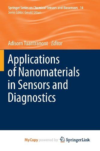 9783642360268: Applications of Nanomaterials in Sensors and Diagnostics