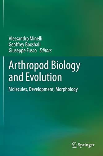 Arthropod Biology and Evolution: Alessandro Minelli
