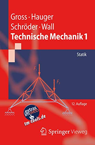 9783642362675: Technische Mechanik 1: Statik
