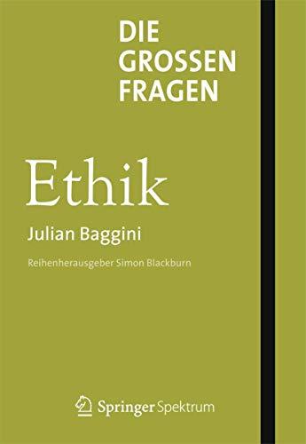 9783642363702: Die großen Fragen - Ethik (German Edition)