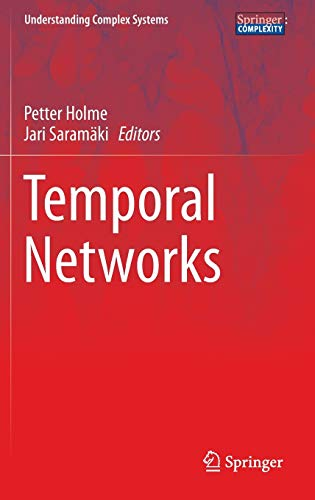 9783642364600: Temporal Networks