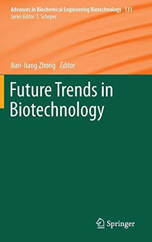 Future Trends in Biotechnology: Jian-Jiang Zhong