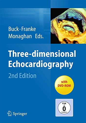 Three-Dimensional Echocardiography (Hardcover)