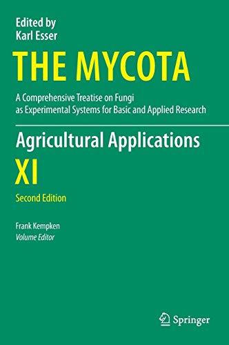 The Mycota - Agricultural Applications Vol. XI: Frank Kempken