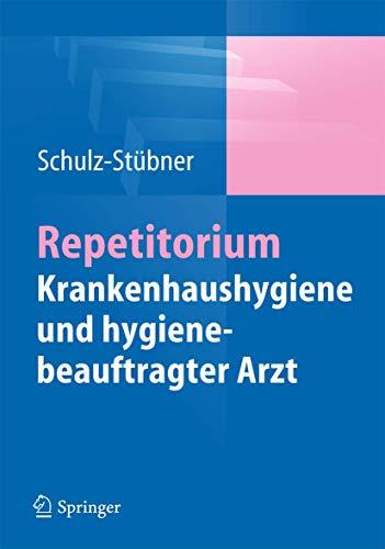 9783642368639: Repetitorium Krankenhaushygiene und hygienebeauftragter Arzt