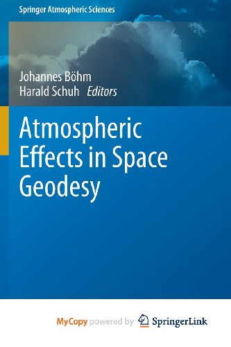 9783642369339: Atmospheric Effects in Space Geodesy