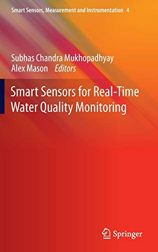 9783642370052: Smart Sensors for Real-Time Water Quality Monitoring (Smart Sensors, Measurement and Instrumentation)