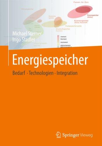 9783642373794: Energiespeicher - Bedarf, Technologien, Integration (German Edition)