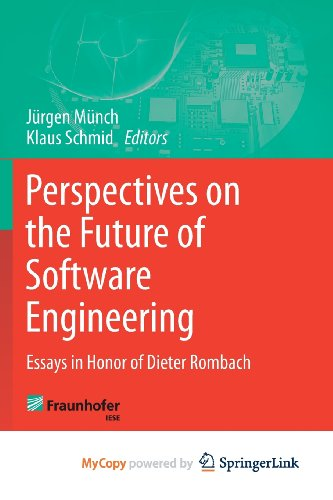 9783642373961: Perspectives on the Future of Software Engineering: Essays in Honor of Dieter Rombach