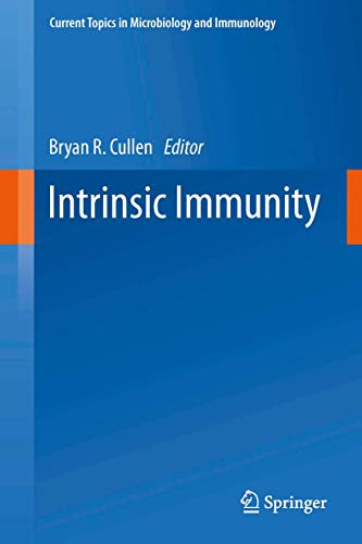 9783642377648: Intrinsic Immunity (Current Topics in Microbiology and Immunology)