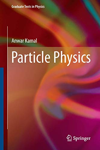 9783642386602: Particle Physics (Graduate Texts in Physics)