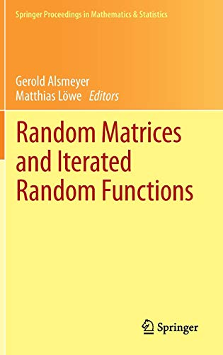 9783642388057: Random Matrices and Iterated Random Functions: Münster, October 2011