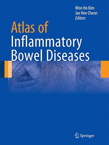 9783642394225: Atlas of Inflammatory Bowel Diseases