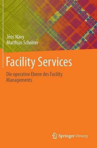 Facility Services: Jens Nävy