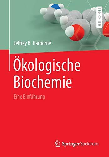 9783642398506: Ökologische Biochemie: Eine Einführung (German Edition)