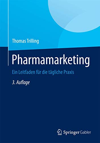 Pharmamarketing: Thomas Trilling