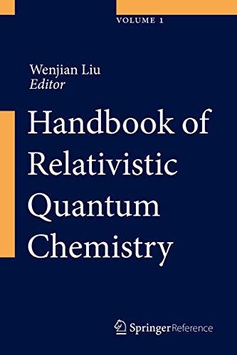 9783642407659: Handbook of Relativistic Quantum Chemistry