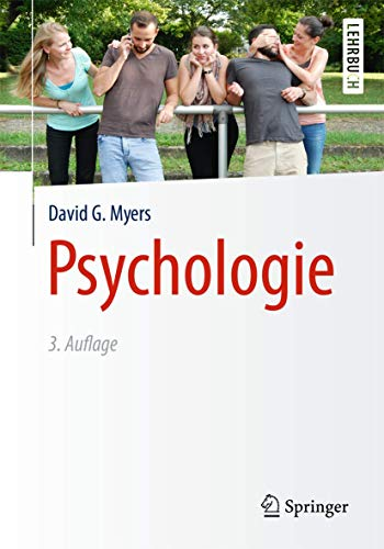 Psychologie (Springer-Lehrbuch): David G. Myers,