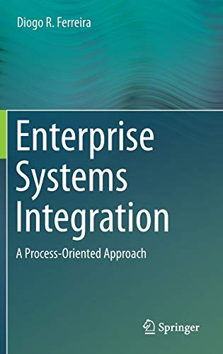 9783642407956: Enterprise Systems Integration: A Process-Oriented Approach
