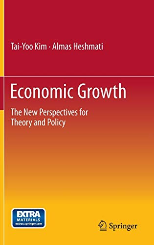 9783642408250: Economic Growth: The New Perspectives for Theory and Policy