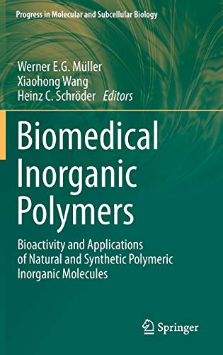 Biomedical Inorganic Polymers: Bioactivity and Applications of