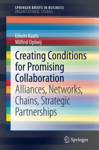 Creating Conditions for Promising Collaboration: Edwin Kaats