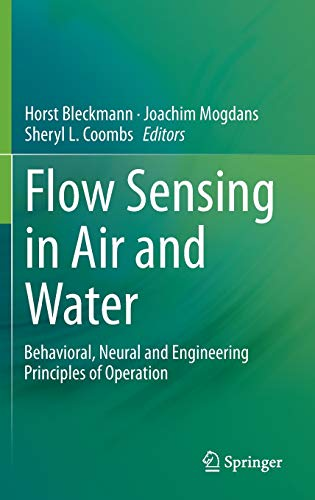 Flow Sensing in Air and Water: Horst Bleckmann