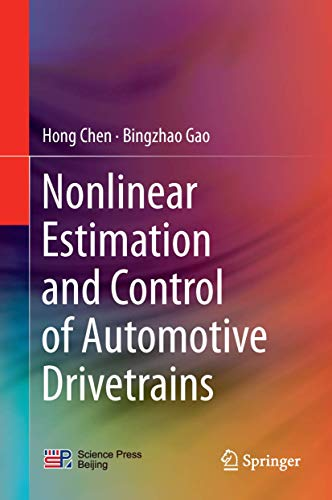 9783642415715: Nonlinear Estimation and Control of Automotive Drivetrains