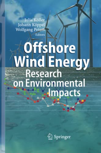 9783642421143: Offshore Wind Energy: Research on Environmental Impacts