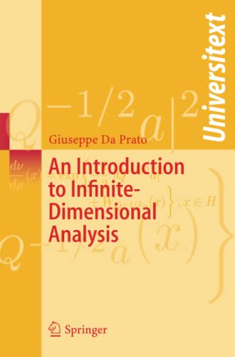 9783642421686: An Introduction to Infinite-Dimensional Analysis (Universitext)