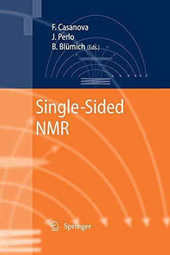 9783642422577: Single-Sided NMR
