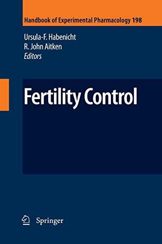Fertility Control: Robert John Aitken
