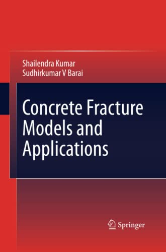 9783642423048: Concrete Fracture Models and Applications