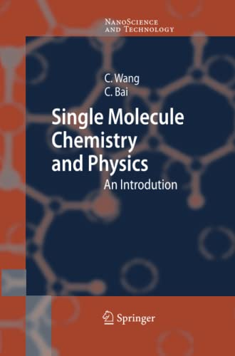 9783642424182: Single Molecule Chemistry and Physics: An Introduction (NanoScience and Technology)