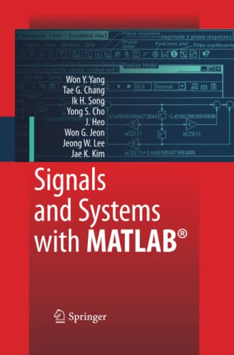 9783642424373: Signals and Systems with MATLAB