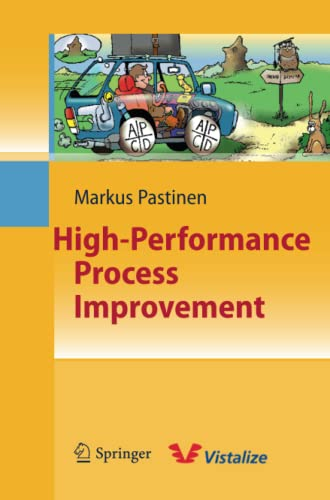 9783642425271: High-Performance Process Improvement