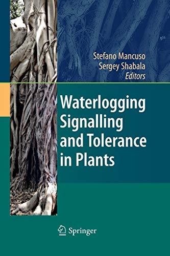 9783642425608: Waterlogging Signalling and Tolerance in Plants