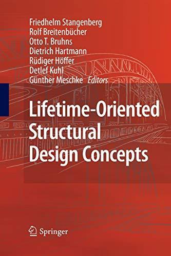 9783642425851: Lifetime-Oriented Structural Design Concepts