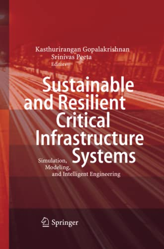 9783642426155: Sustainable and Resilient Critical Infrastructure Systems: Simulation, Modeling, and Intelligent Engineering