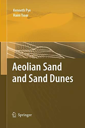 9783642426223: Aeolian Sand and Sand Dunes