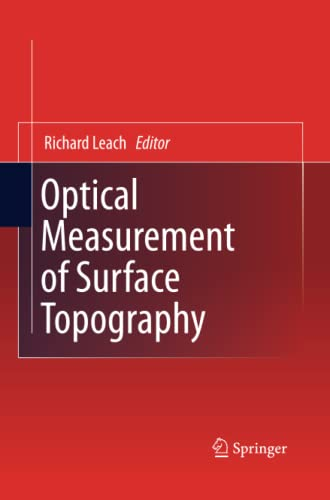 9783642426841: Optical Measurement of Surface Topography