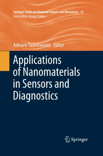 9783642427145: Applications of Nanomaterials in Sensors and Diagnostics (Springer Series on Chemical Sensors and Biosensors)