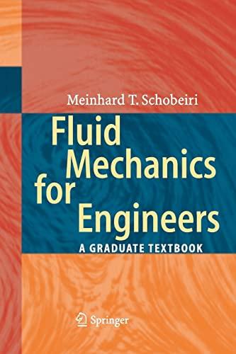 9783642427480: Fluid Mechanics for Engineers: A Graduate Textbook