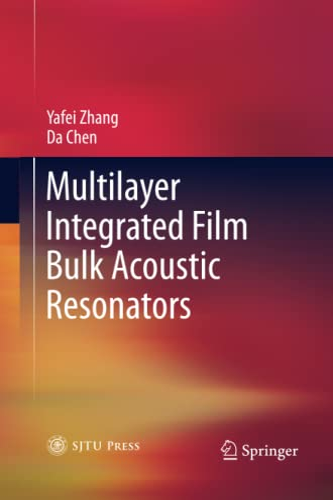 9783642427558: Multilayer Integrated Film Bulk Acoustic Resonators